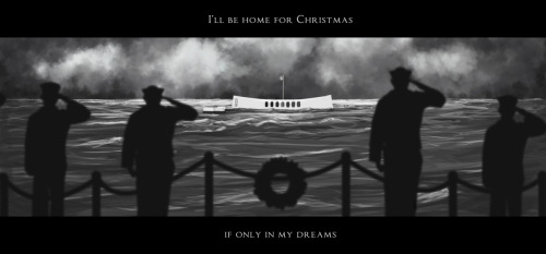 In honor of December 7, 1941.