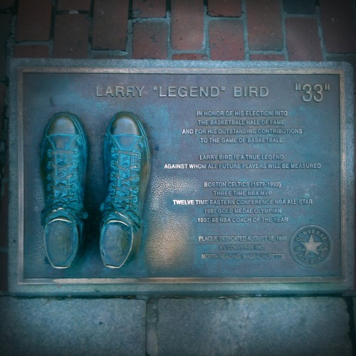 "Larry ""legend"" Bird"