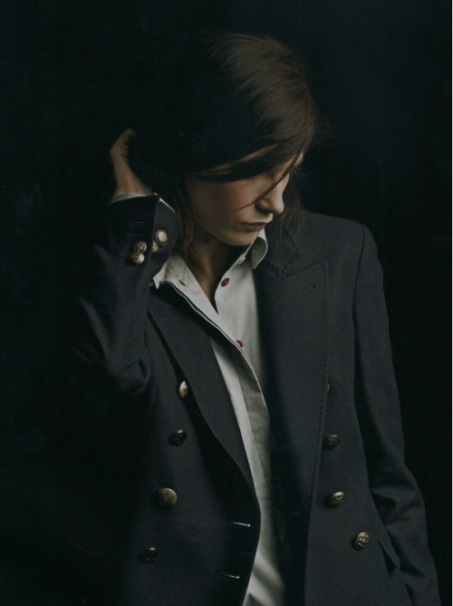 Paul Smith, Autumn Winter 2011 campaign (+) Valerija Kelava // trading-places:manpluswest