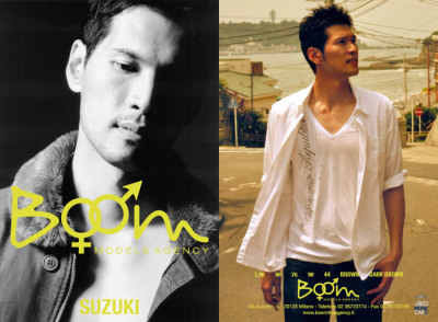 Suzuki for Milan F/W 12 Boom Agency
