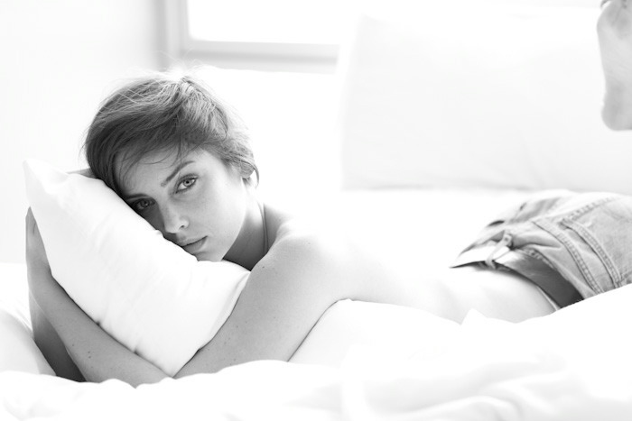 Jessica Stroup by Adam Fedderly