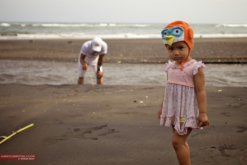 Little girl and black volcanic sand on Saba Beach | Bali, Indonesia 2011. Canon 5D, EF 17-35 f2.8L ABOUT THIS PROJECT Over the past 15 years, I've been lucky to have travelled to a multitude of places and met countless amazing people. This collectively has played a huge role in shaping my world view and making me the person I am today. What I've come to realise is that despite differences in our skin colour, language, socio-economic status, we are all united in our common humanity, that we by and large dream the same dreams and seek the same things in life: Love, security, friendship and a purpose to wake up in the morning. From the archives is a celebration of people, places and travel, and its limitless potential to open eyes and shape minds. From time to time, I will post a photograph I've taken from my archive of 43,000 photos from this period, with a brief description. Some photos are taken on film, some on digital, and I will include any camera equipment details if I have them. Please feel free to comment and let me know your thoughts! View the other photos of the 'From the Archives' series.