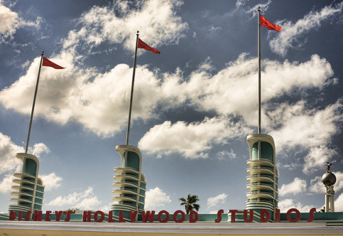 Welcome to Disney's Hollywood Studios by IceNineJon on Flickr.