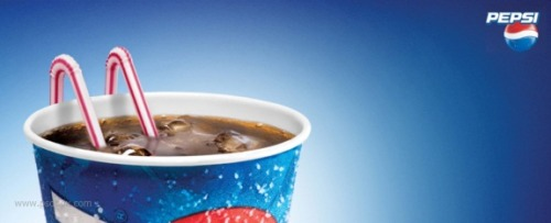 Pepsi 'Feel the Summer' outdoor billboard