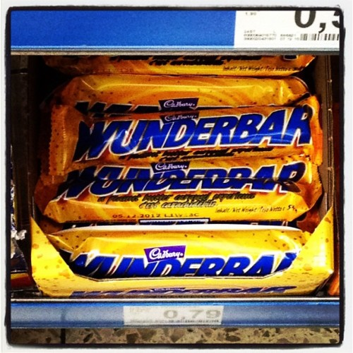 Wunderbar (Taken with instagram)