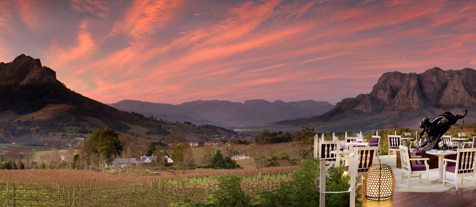 #Hotel of the Week Relax in the calm rolling hills of South Africa's Winelands in the Eastern Cape at no other than the ultra-luxurious Delaire Graff Lodge. Sip and taste only the finest for a few days before heading off for your safari adventure…. Top Tip whilst staying here: dive into the excellent Spa & indulge in some trout fishing!Choose your perfect mix of locations, character accommodation, expert private guides and luxury tours to Africa with Jacada Travel