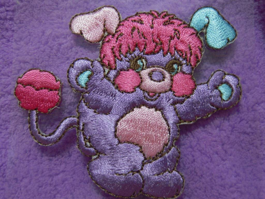 Pretty Bit Popple!  (Sorry, totes a child of the 80s here.)