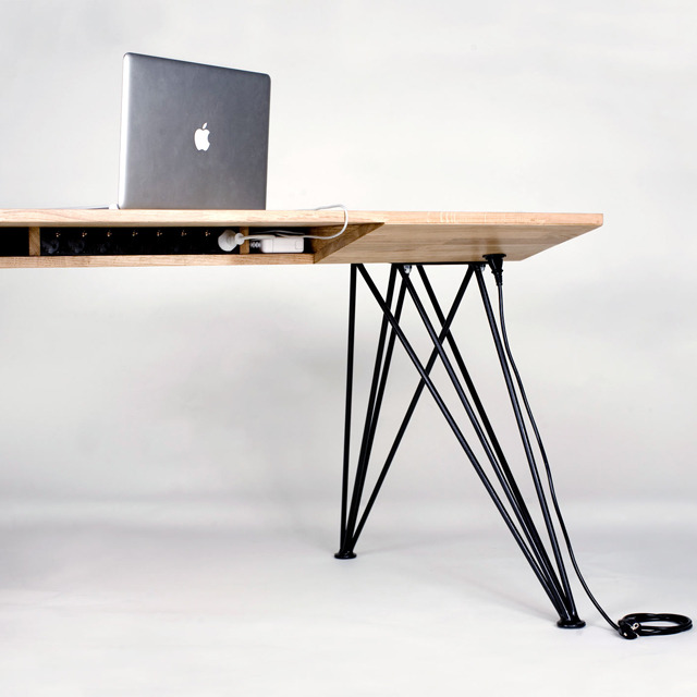 the perfect laptop table. simple but does the trick.