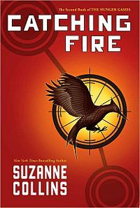 I must admit, Catching Fire has been nothing short of a page turner. The sequel of The Hunger Games has definitely immersed me back into the trilogy. The Hunger Games didn't quite give me the narrative satisfaction nor the relation of the charters, the book itself fell short of a classic. I am however enjoying Catching Fire and feel Suzanne Collins has really drawn her audience back with this book. I started yesterday and hope to finish tonight. Katniss has kept me guessing of the outcome and I absolutely cannot wait to start Mockingjay. Tomorrow perhaps. , , ,