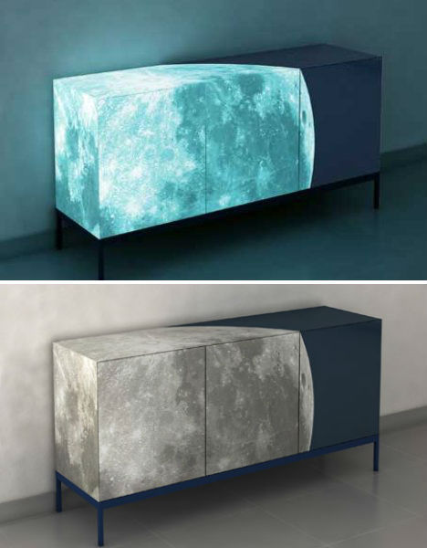 Glow-in-the-Dark Home Furniture Lights Up Nights (via @webist)