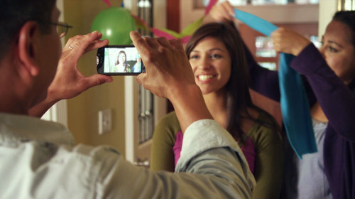 T-MobilemyTouch4G Spots  A series of spots for T-Mobile's myTouch4G phone. The films, that were shown in stores and online, features an actual Seattle based family.