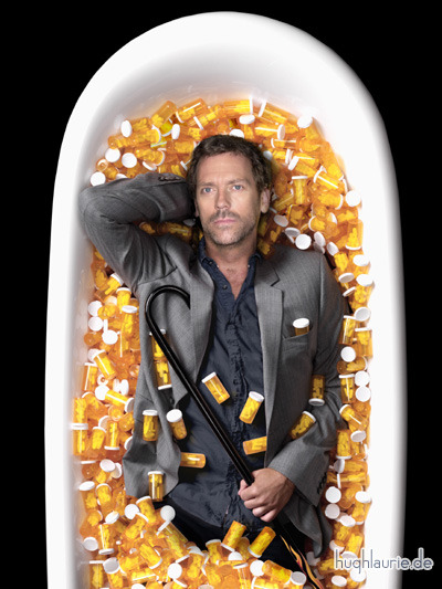 The one thing I thought realistic about House was a Dr addicted to pills.