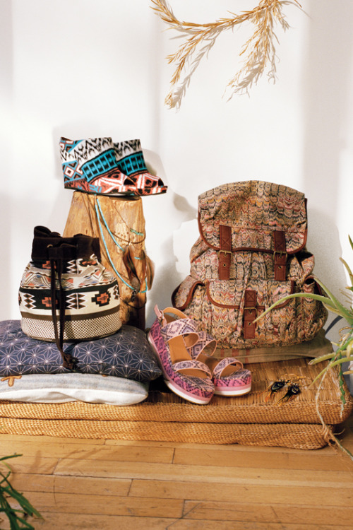urbanoutfitters:  January 2012 Catalog / Photography by Rene Vaile