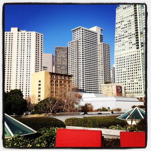 Solitary lunch break (Taken with Instagram at Samovar Tea Lounge)