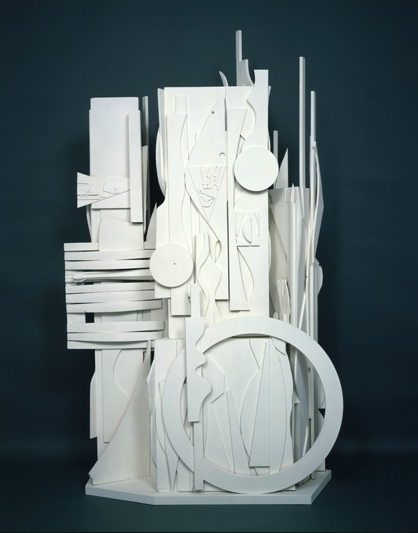 cavetocanvas:  Louise Nevelson, Dawn's Presence, 1969-75