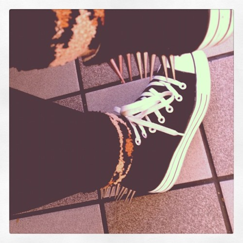 wicvh:  Real #spikes for my real friends  (Taken with instagram)