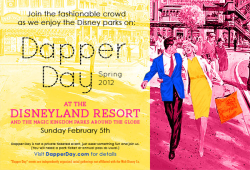 I wish every day was Dapper Day