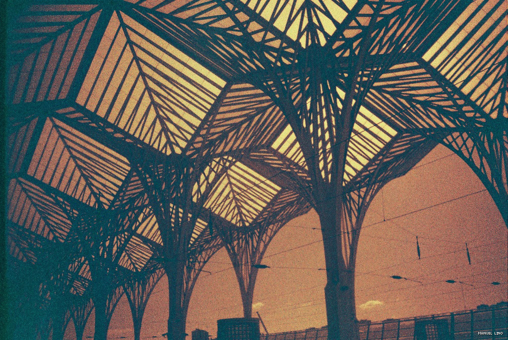 Gare do Oriente, Lisbon