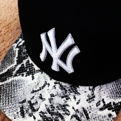 #newyork #snapback #yankees (Taken with instagram)