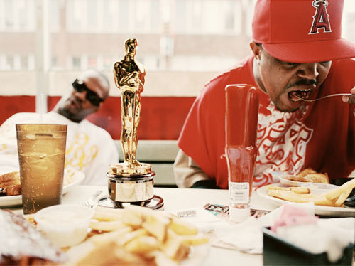 Photograph (2006) Three 6 Mafia + Oscar And the winner is… Photo Source: Respect-Mag.com + Vibe.com + ZachWolfe.com