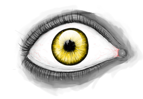Another eye, now with 30% more zombie!