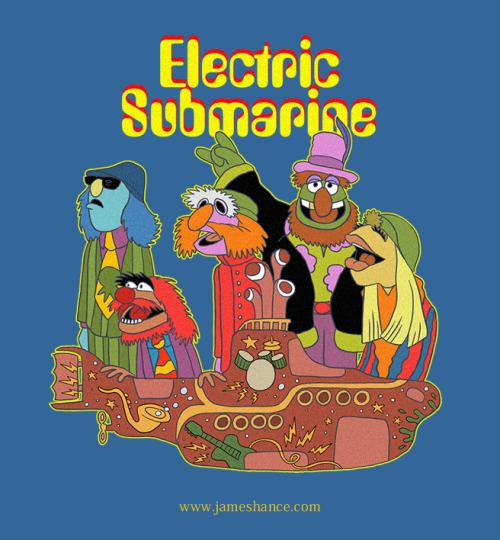 laughingsquid:  Electric Submarine