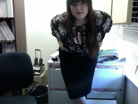 …not quite work appropriate Mad Men secretary inspired dress to prolong holidays