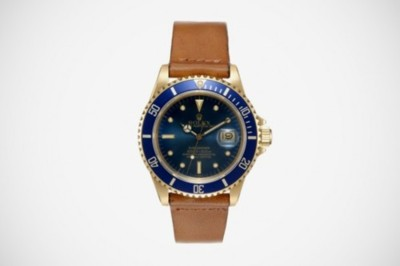 Park & Bond Vintage Buying Guide - Rolex Online retailer Park & Bond have come up with this impressive new how-to guide that provides some of the most important information on Rolex needed. Beginning with the history of Rolex, P&B goes into detail about buying five classic vintage Rolex models: the Submariner, Daytona, GMT-Master, Explorer and Explorer II. For each watch given is a collector's guide as well as a brief history of the model, ranging from when it was introduced to the key personalities in history who donned one of these legendary Swiss watches. Read the full article Park & Bond's editorial section The Intersection.