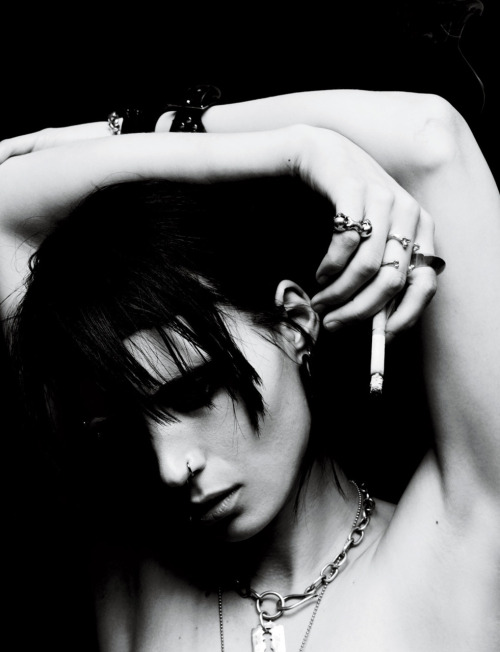 rougharoundthecenter:  Rooney Mara, taken by Jean-Baptiste Mondino, Stockholm 2011