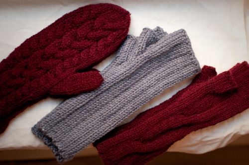 knitted these during the Christmas holidays. you can get them here soon.