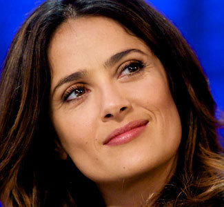salma hayek to be knighted