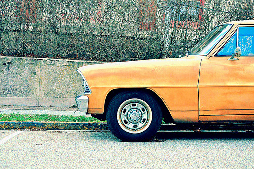 Starting poin Starring: Chevrolet Chevy II (by tvDAVEpgh)