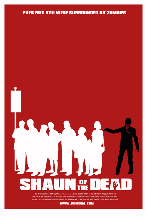 Shaun of the Dead by doomzilla