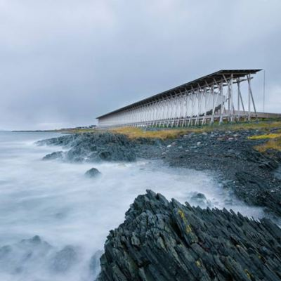 The Steilneset Memorial | Peter Zumthor