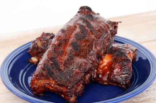 foodopia:  bbq ribs: recipe here