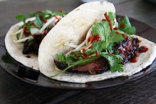 foodopia:  korean beef tacos: recipe here