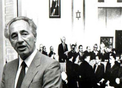 "APOLOGIA FOR BEN-GURION (Review of BEN-GURION by SHIMON PERES)  ""They were kindred spirits. Both were voracious readers, polymaths, single-mindedly ambitious, and coldly pragmatic. Both had high, unself-critical opinions of themselves. They ruthlessly battled foes within their political camp, though Ben-Gurion was arguably the more vindictive. Both were Big Idea men. Ben-Gurion envisioned a renascent Israel along vaguely biblical principles; Peres, more ambitious still, sought an entirely ""new Middle East."""" —Jewish Ideas Daily  Related Nextbook Press title: Ben-Gurion: A Political Life by Shimon Peres"