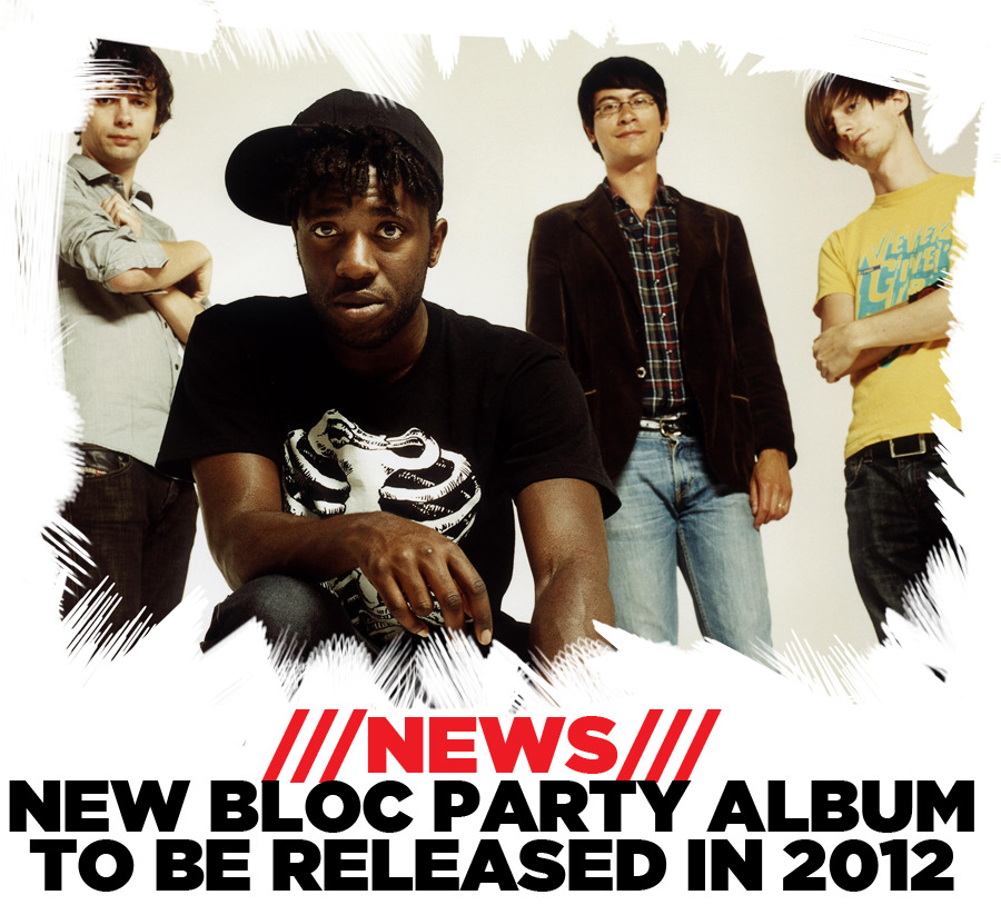 "Rejoice! Kele Okereke has confirmed that Bloc Party will finally release their fourth album this year. Speaking to Zane Lowe on Radio 1 yesterday, the singer said that the four piece were working on the follow-up to 2008's Intimacy in New York. The announcement comes after last year's controversy with the NME, in which the publication was duped by the band's (massively tongue-in-cheek) claims to be auditioning new singers, to replace the then-solo Okereke. Related: With Bloc Party announcing plans for a fourth album, fellow graduates of the indie class of '04 The Killers have stated that they will ""definitely"" release their own fourth LP this year too. In an interview with Zane Lowe (that guy gets all the scoops), frontman Brandon Flowers said """"It's just whether it's [released in] the summer time or the winter time"", before adding it was ""exciting getting everyone in the room to make some noise.""  The frontman also said that he was keen to make a move away from the sound of their previous albums, stating: ""We don't want to make Hot Fuss 2 or Sam's Town 2, or Day & Age 2. We'll maybe take all that stuff, the best of all of it and do what we know how to do"". Also related: Yet MORE new album news. Bumper day eh? Miles Kane, formerly of The Rascals, has revealed that a new Last Shadow Puppets is in the works. In an interview with Noise11.com, the solo star said ""There will be [another LSP record] when the time is right. We'll both know together when it's right. We're both enjoying our own things, but we're still working together and when the time is right we'll go and do that again… Maybe the end of this year, maybe next year."""