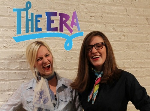 "The Era Debuts at 2012 Chicago SketchFest Saturday, Jan. 14 at 6 pm  ""No, not heavy metal! It's crabcore!"": A two-woman sketch comedy show where you forget there's only two performers @ Stage 773 Come!!! Tickets are $14 here."