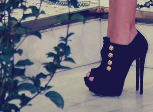 Cute shoes.