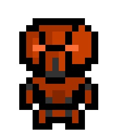 "pixelblock:  [Statement] HK-47, meatbag-hating, jedi hunting snarky robotic assassin droid and loyal servant of Darth Malak in the ""Knights of the Old Republic"" RPG series.  He doesn't seem to be very fond of living things."