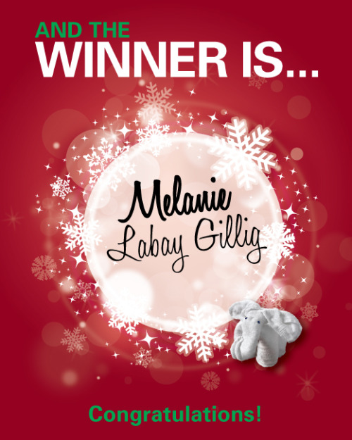 Congratulations to Melanie! The winner of our WIN a FREE Cruise Contest!  We hope you enjoy your 7-night cruise with an oceanview stateroom!