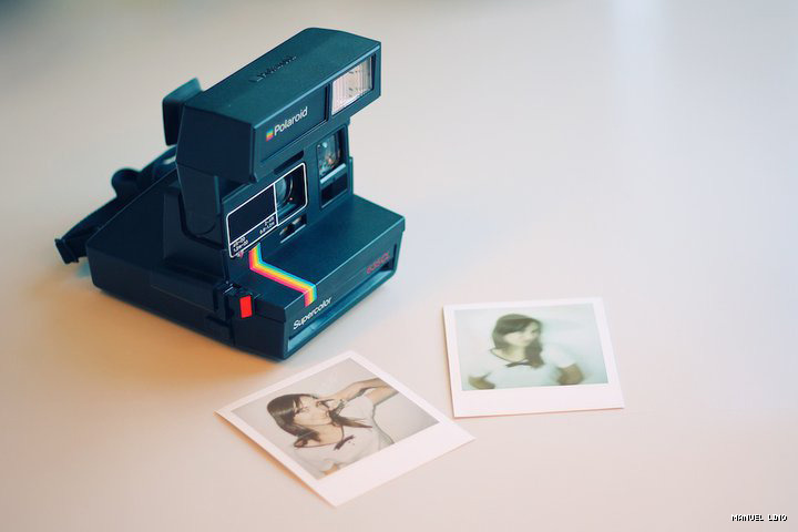 My Polaroid Supercolor 623CL