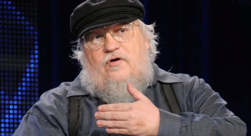 "theonion:  'These Last Two Are Gonna Be Real Turds,' George R.R. Martin Assures Fans  SANTA FE, NM—In the wake of last year's highly successful publication of the fifth installment in his A Song Of Ice And Fire series, author George R.R. Martin assured fans Tuesday the final two books in the fantasy saga would be ""complete turds."""