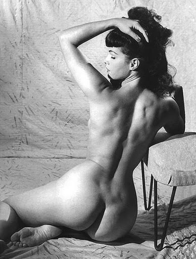 Bettie Page Queen of the Pin Ups my girl historical crush