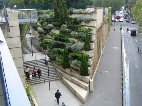 builtenvironment:  Promenade Plantée, an elevated linear park in Paris