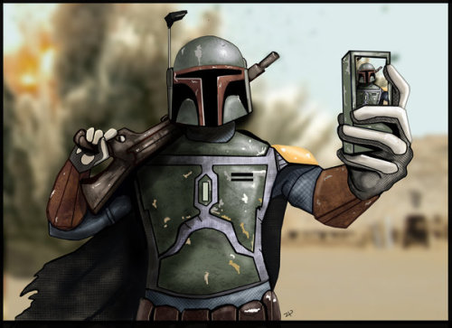 Bad Ass Boba Epic Boba Fett by Zach Jordan (~HeroforPain on DeviantArt)