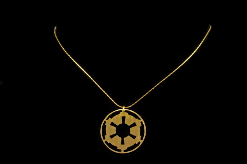 Empire Logo Necklace by Meagan Dibb (~obsidiandevil on DeviantArt) She's got many wicked necklaces to check out …