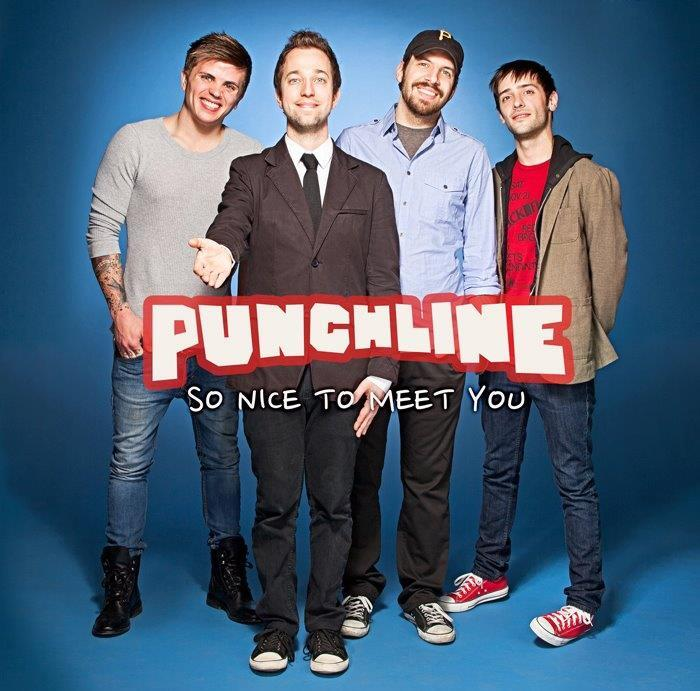 Punchline have released their new EP, So Nice To Meet You on iTunes!