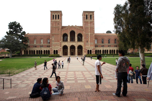UCLA = U C Less Asians (Read the article here: Lure of Chinese Tuition Pushes Out Asian-Americans - Bloomberg)